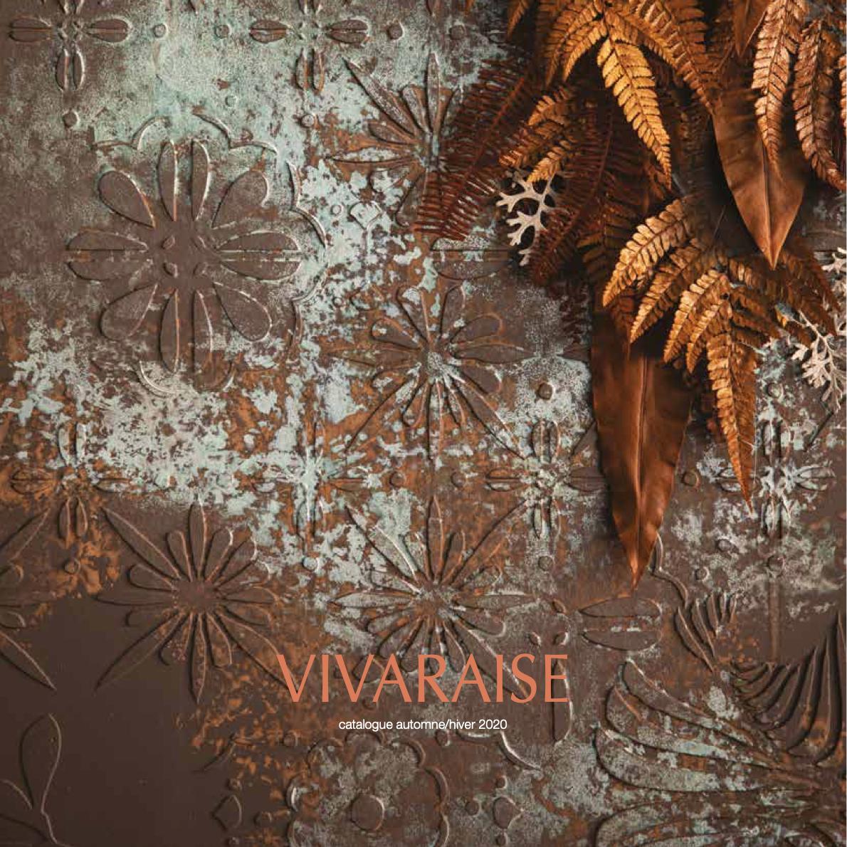 Vivaraise - Nuevo catálogo otoño - invierno